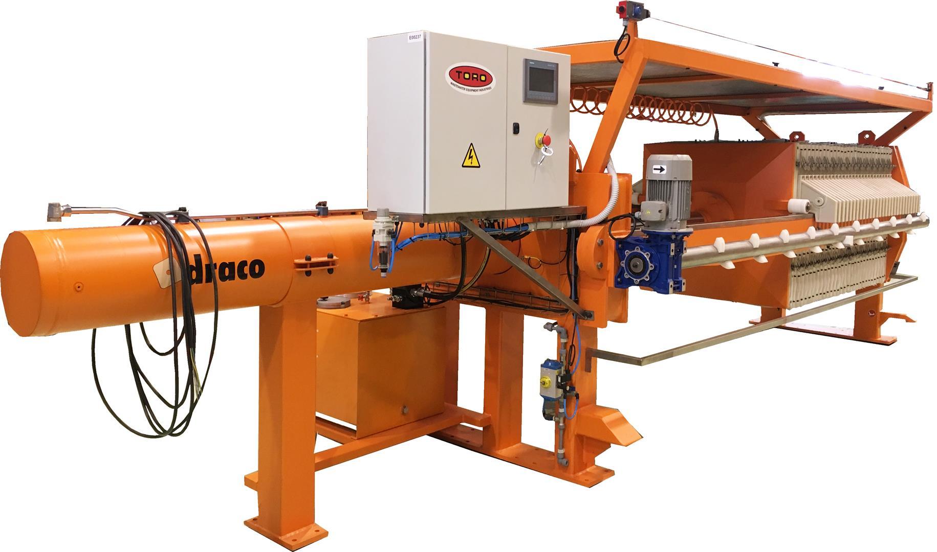 Filtro-Prensa-Automático-Draco-FPA-100-30